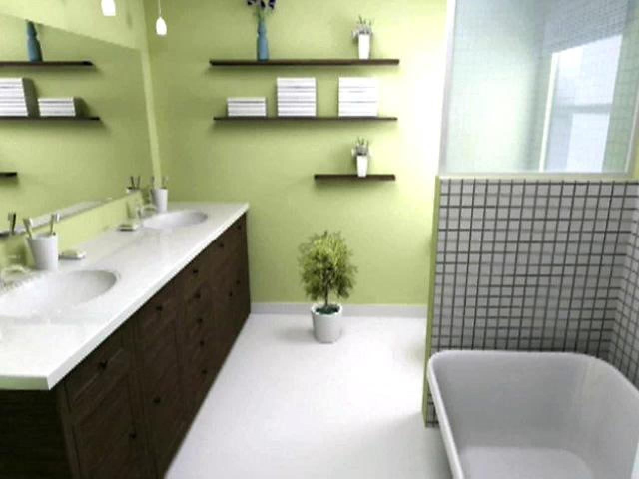 Bathroom Design Easy To Clean quick tips for organizing bathrooms | hgtv