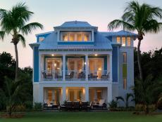 Unwind and get a taste of paradise from tropical HGTV Dream Home 2008 in Islamorada, Florida.
