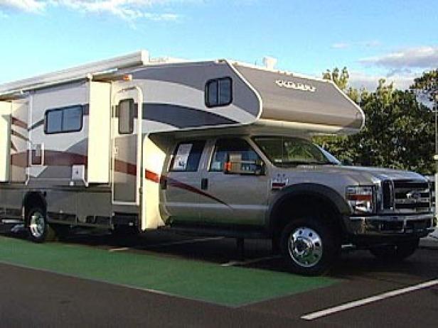 Host Motorcoach Truck Camper