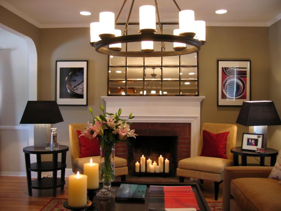 Fireplace Walls Ideas Classy Hot Fireplace Design Ideas  Hgtv Design Decoration