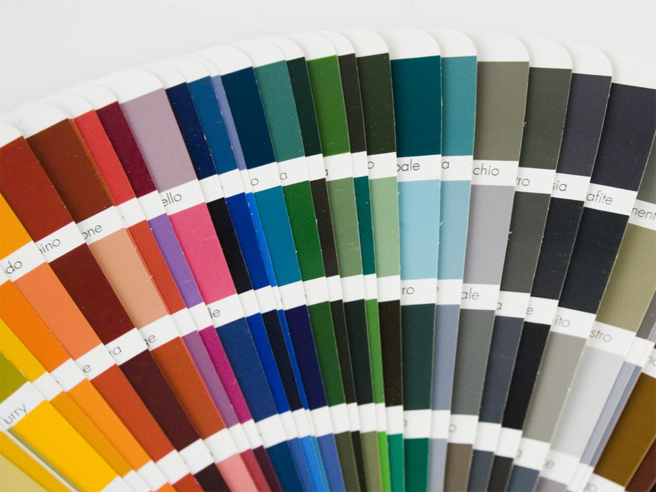 How to pick your perfect colors hgtv Choosing an interior designer