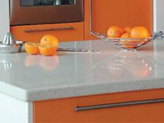 Choosing Countertops: Manufactured Quartz