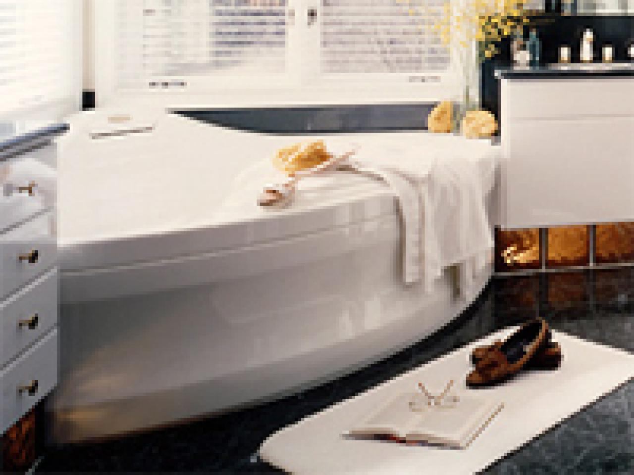 Choosing The Right Whirlpool Bathtub Hgtv
