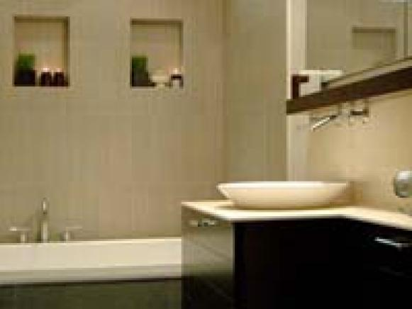Choose natural colors for your zen bathroom hgtv Zen room colors