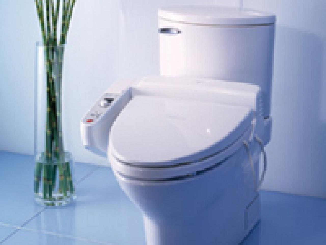 Toto Toilet With Washlet