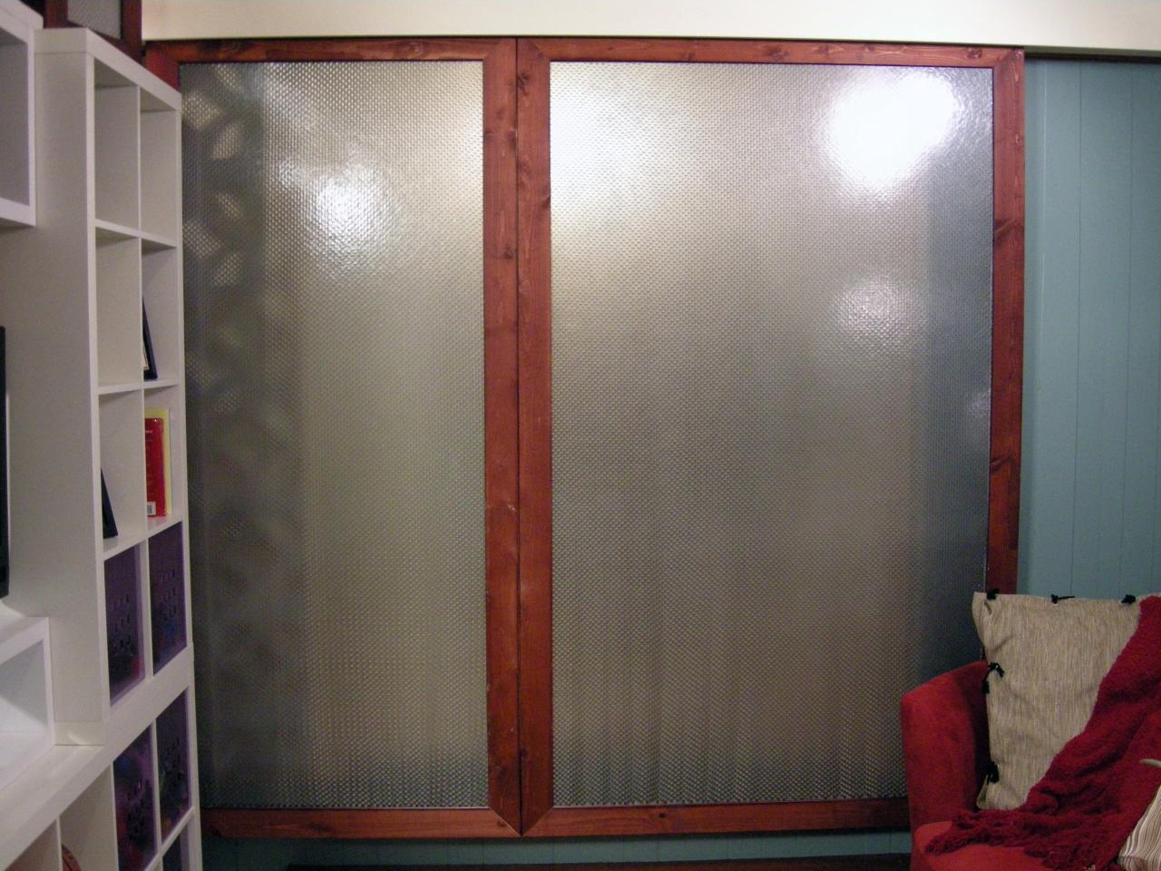 Hccan305 Sliding Doors Sliding Doors Are Great For Covering A Large