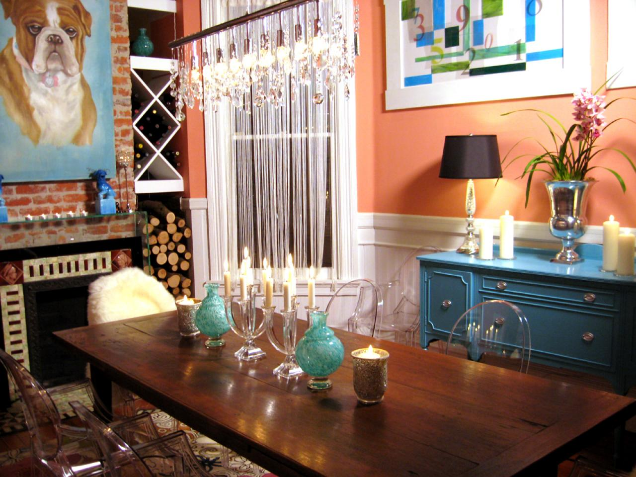 Color Rules for Small Spaces. Color Rules for Small Spaces   HGTV