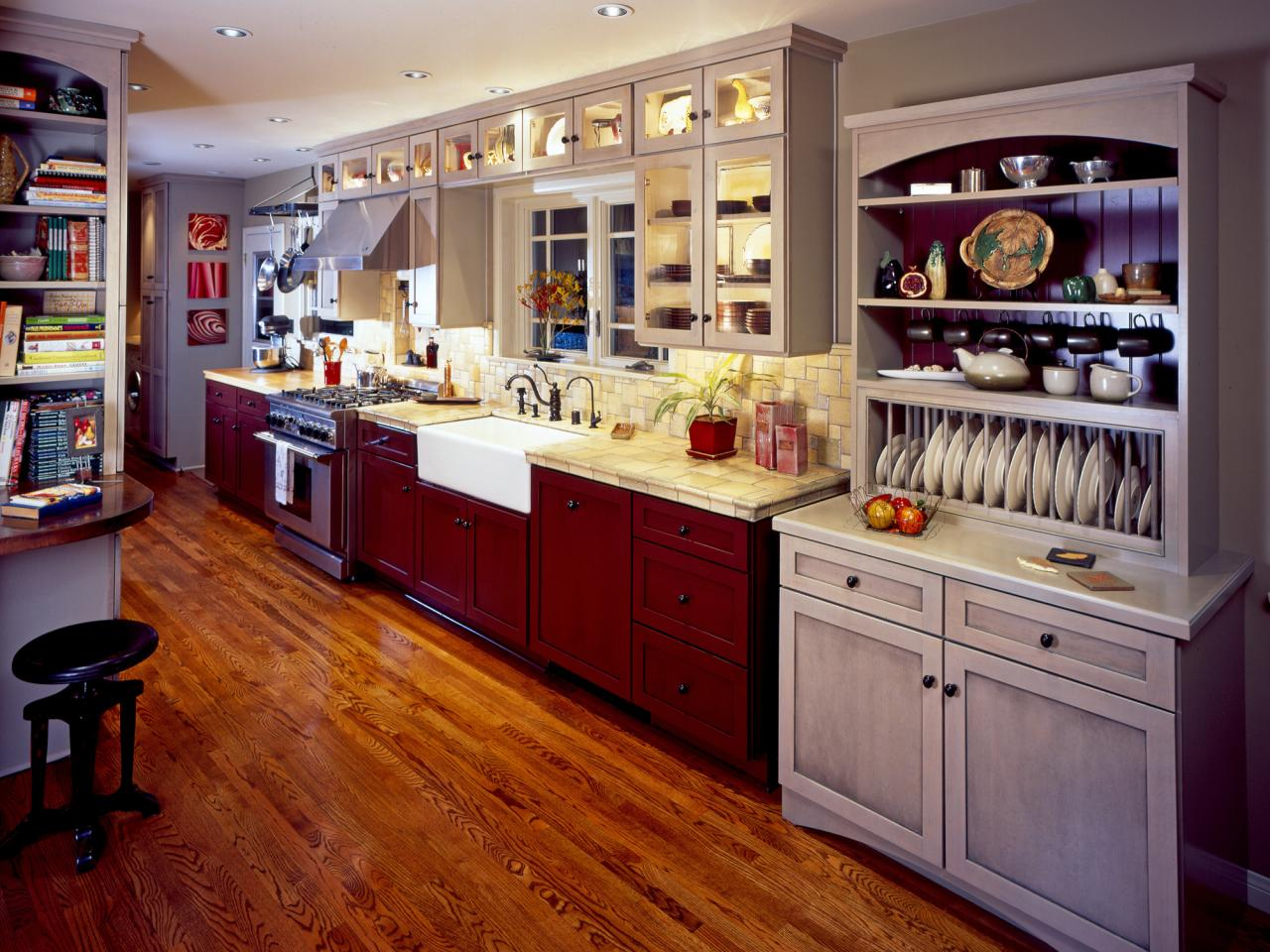 Kitchen Cabinet Layout Extraordinary Kitchen Layout Templates 6 Different Designs  Hgtv Inspiration Design