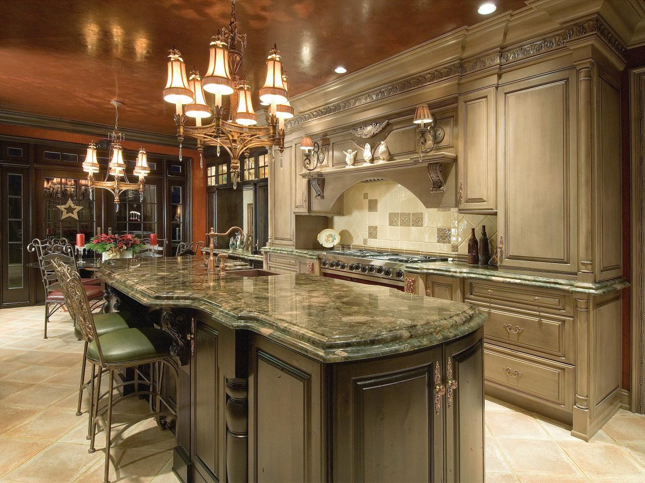 Guide to creating a traditional kitchen kitchen ideas for Hgtv kitchens