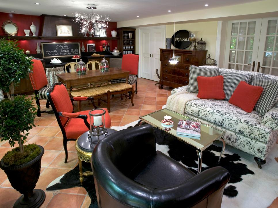 basement makeover ideas from candice olson hgtv