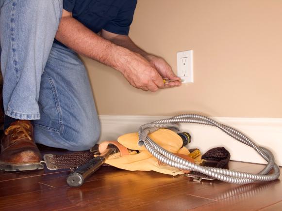 Installing a Plug Outlet