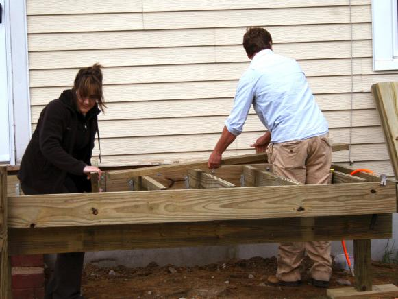 Deck-joists