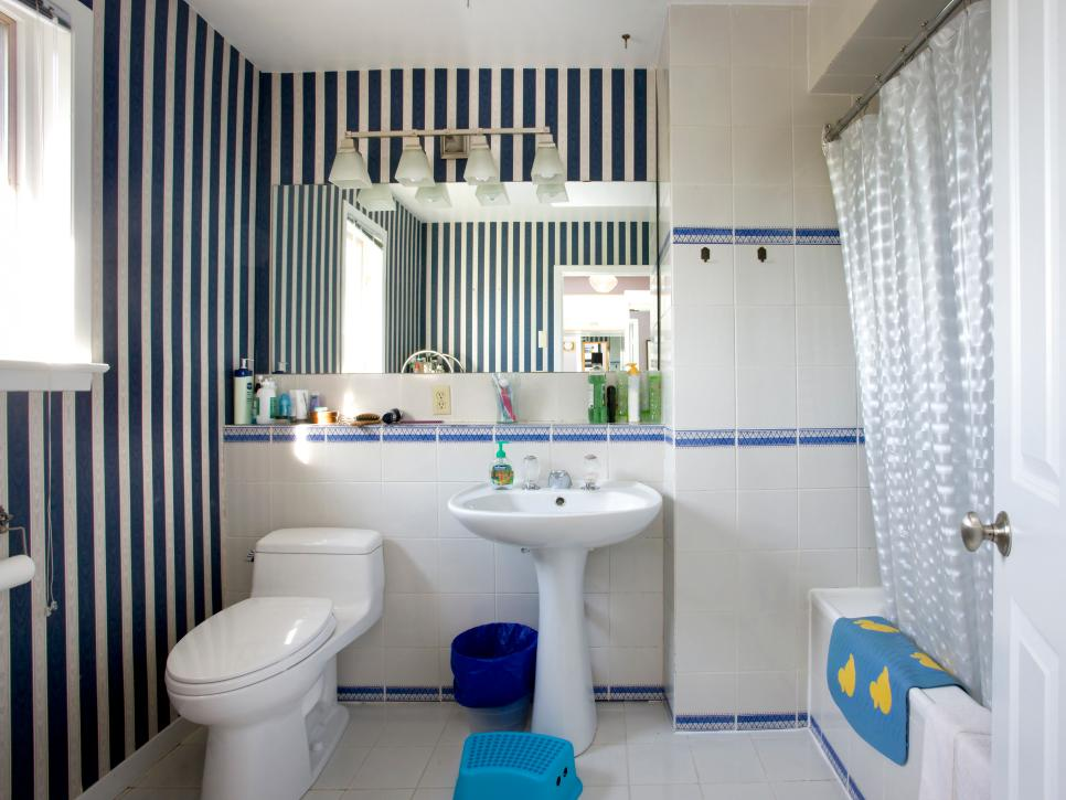 Newest Bathroom Makeovers By Candice Olson HGTV - Candice olson small bathroom designs