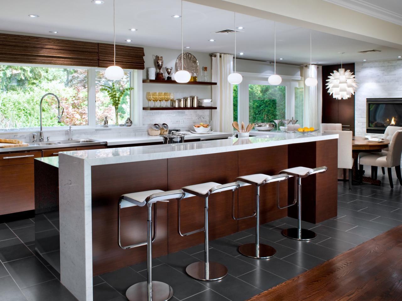 Modern Kitchen And Midcentury Modern Kitchen Divine Design Hgtv