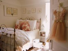 White Cottage Girl's Room
