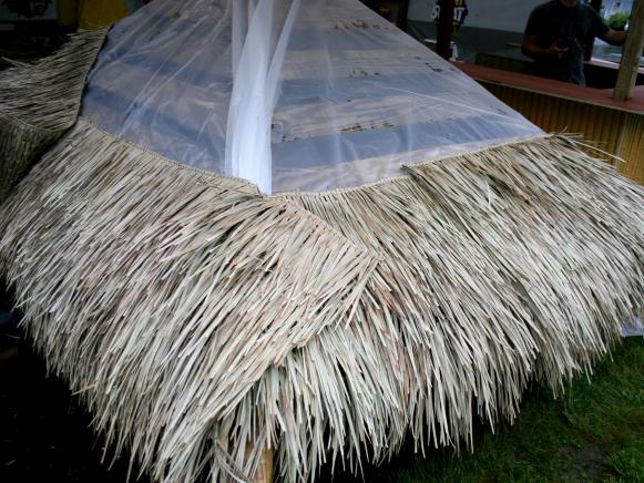 Tikki-Bar-Thatching-Roof