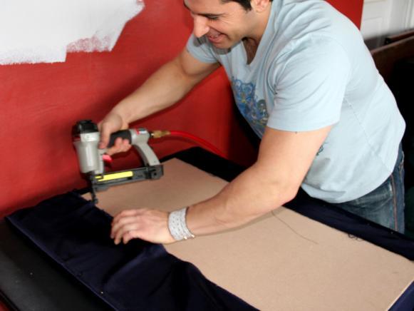 Stapling Fabric