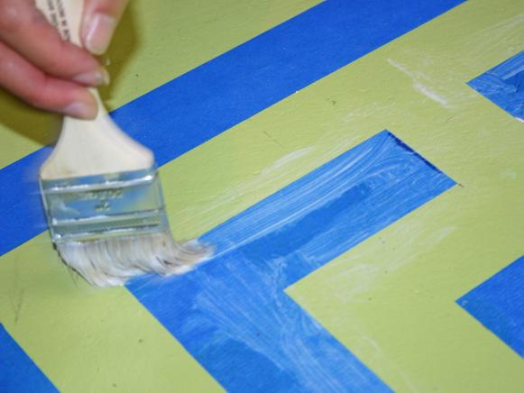 Sealing Tape for Faux Painted Area Rug