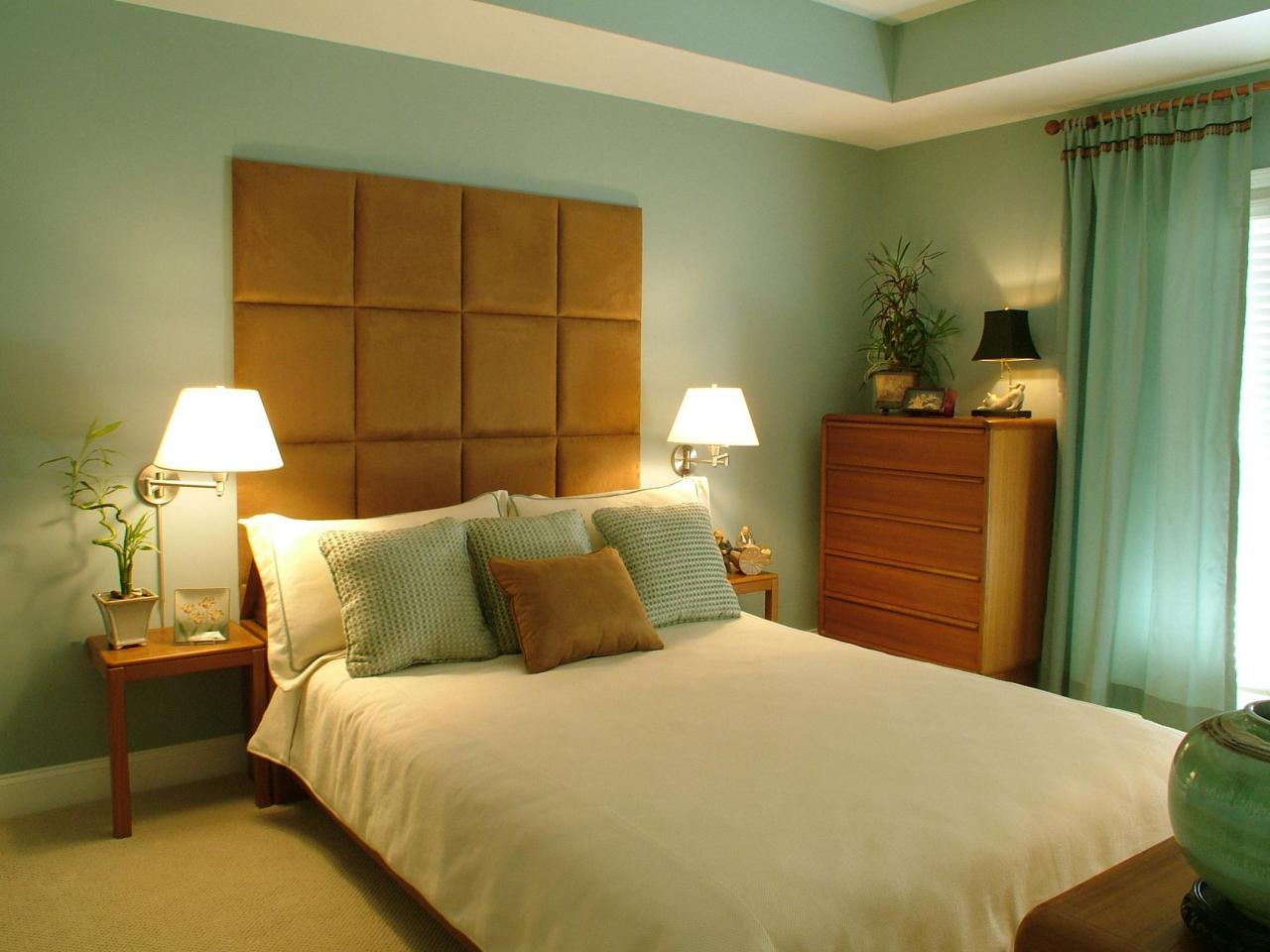 Simple Bedroom Colour bedroom wall color schemes: pictures, options & ideas | hgtv