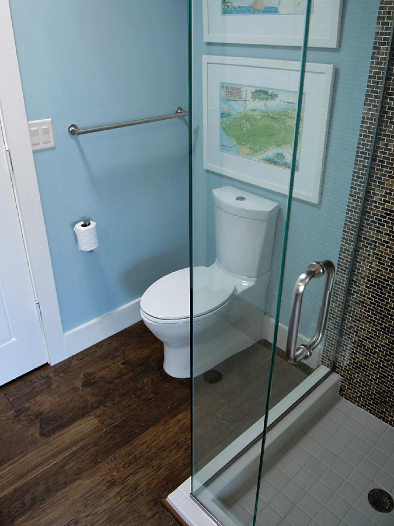 Make the most of your floor plan a challenge with any bath for Bathroom designs for very small spaces