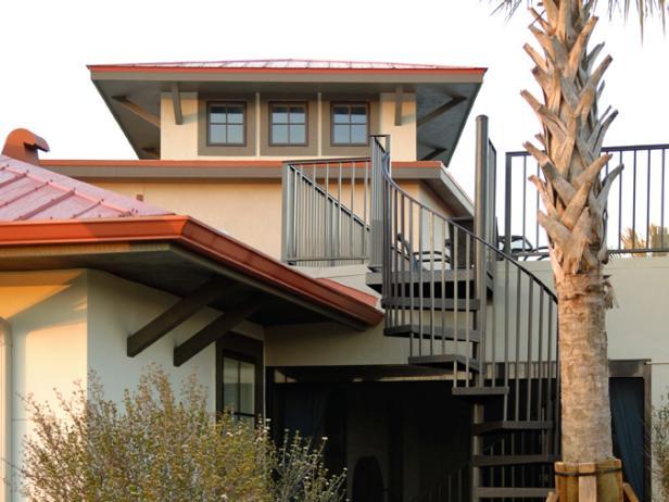 Rooftop deck photos hgtv green home 2009 hgtv green for Terrace house full episodes