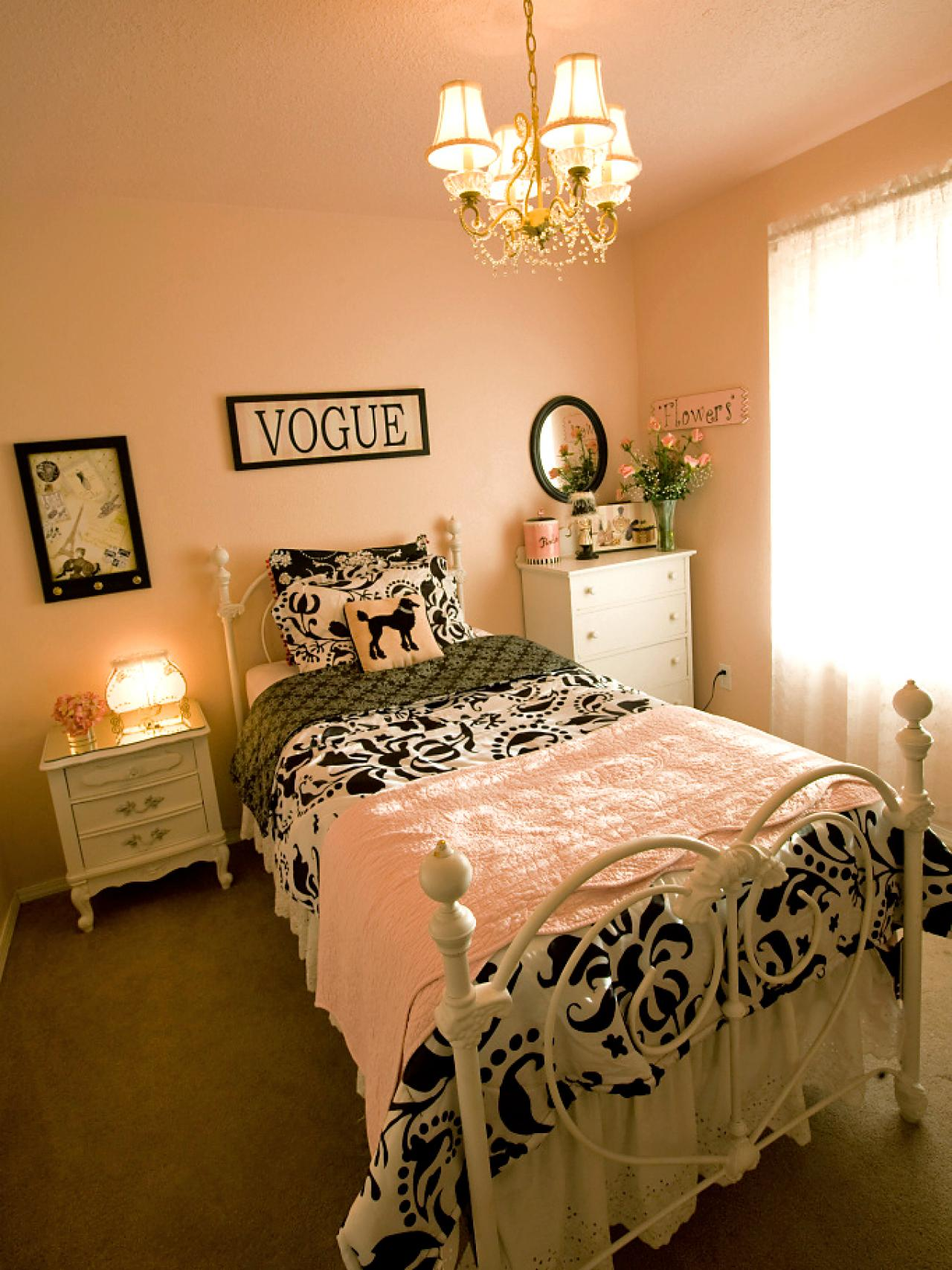French Themed Girls 39 Bedrooms F HGTV