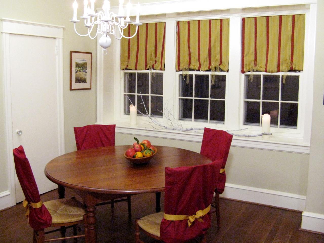 $100 Half Day Designs: Colonial Dining Room Makeover