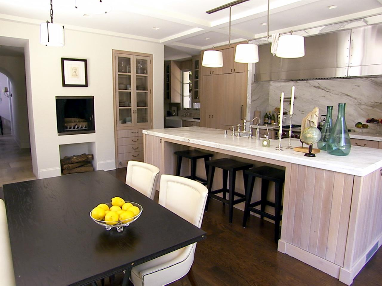 Kitchen Peninsula Ideas New Peninsula Kitchen Design Pictures Ideas & Tips From Hgtv  Hgtv Review