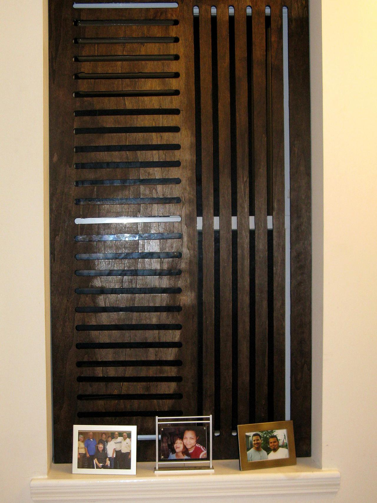Weekend Projects Create A Wooden Privacy Screen For A