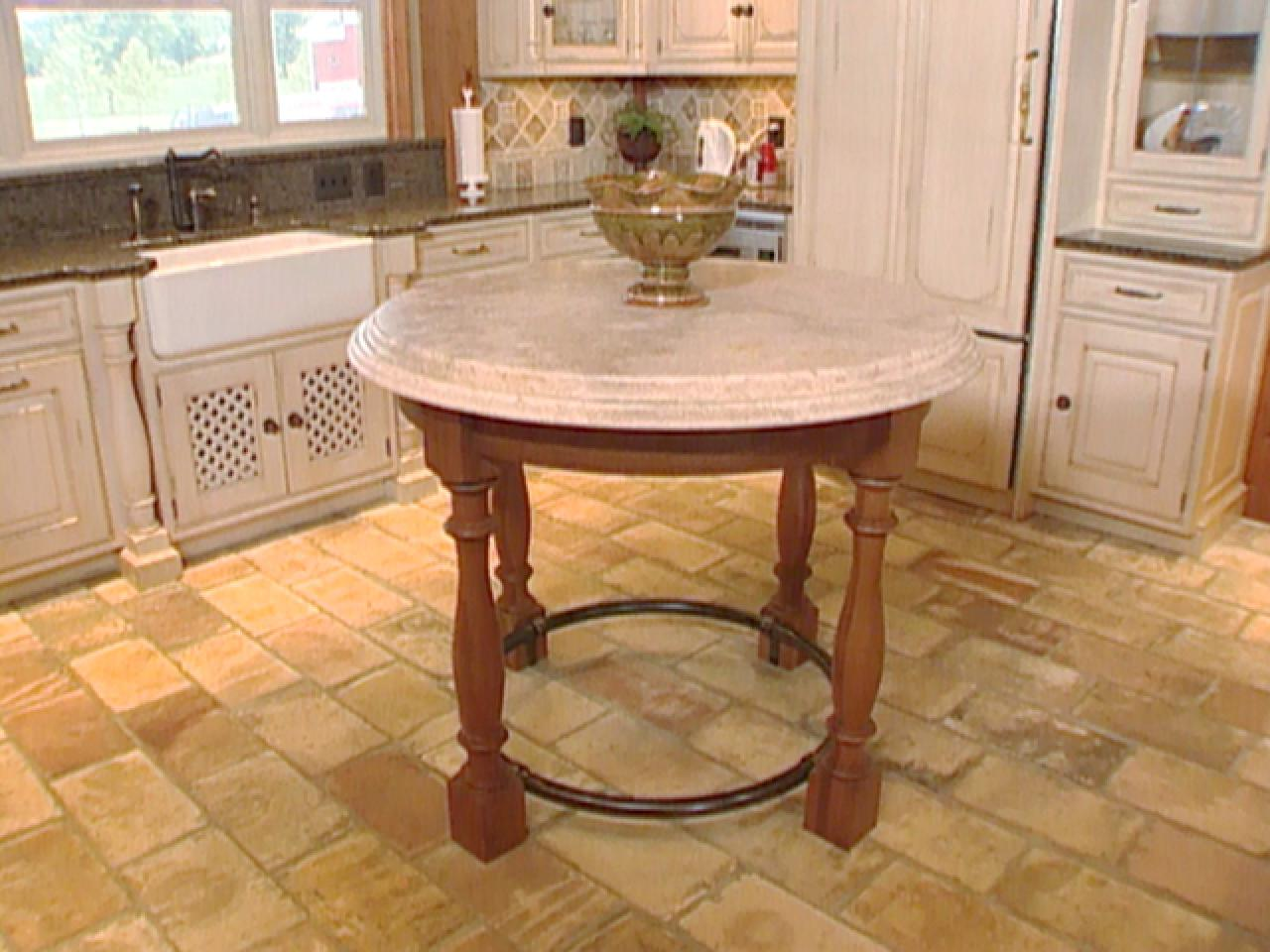 Flooring Options Kitchen Painting Kitchen Floors Pictures Ideas Tips From Hgtv Hgtv