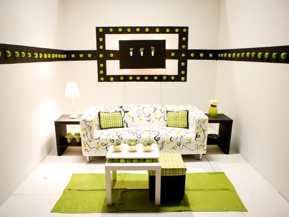 Design Star White Room Challenge