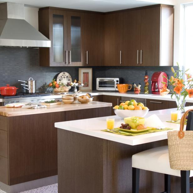 Kitchen Cabinets Hgtv: Kitchen Trends: Hottest Color Combos