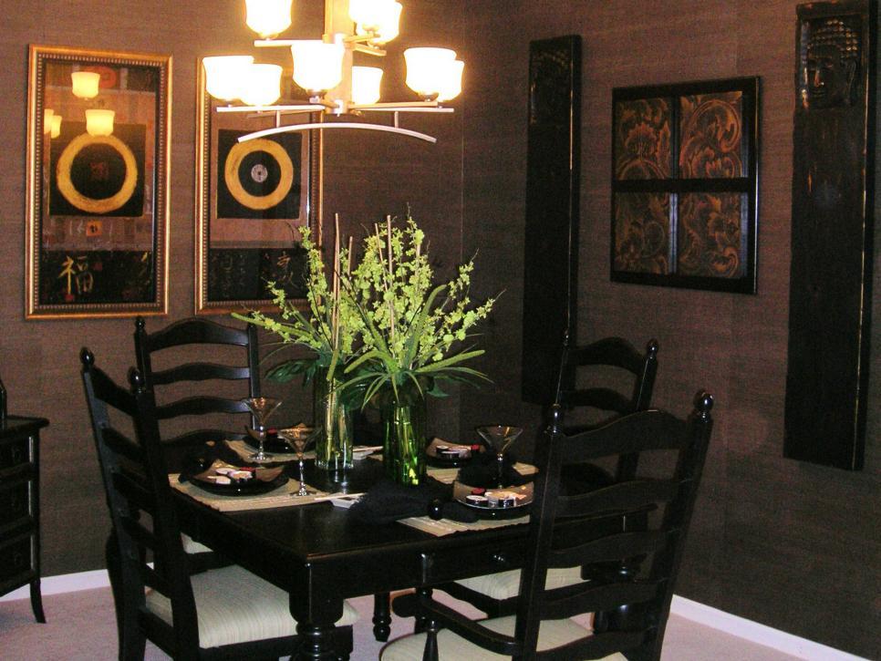28 Asian Dining Room Photos