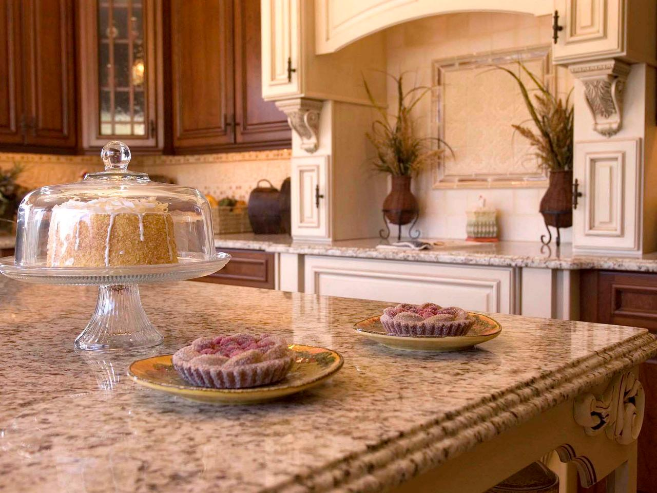 Kitchen Countertops Painting Kitchen Countertops Pictures & Ideas From Hgtv  Hgtv