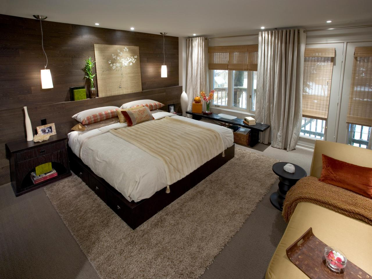 10 divine master bedrooms by candice olson bedrooms for Decoracion de habitacion matrimonial