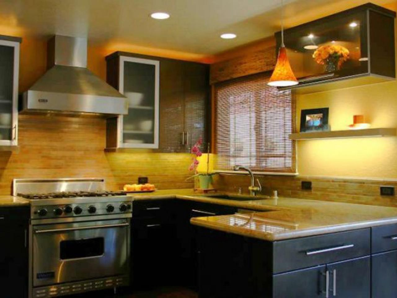 How to design an eco friendly kitchen hgtv for Eco friendly kitchen products