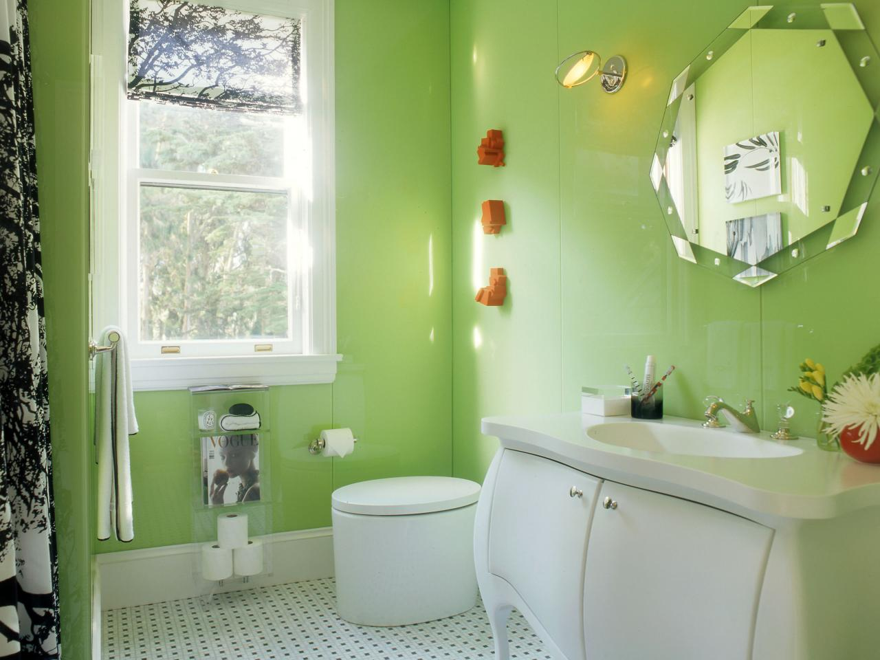 Bathroom Decorating Ideas Colours boy's bathroom decorating: pictures, ideas & tips from hgtv | hgtv
