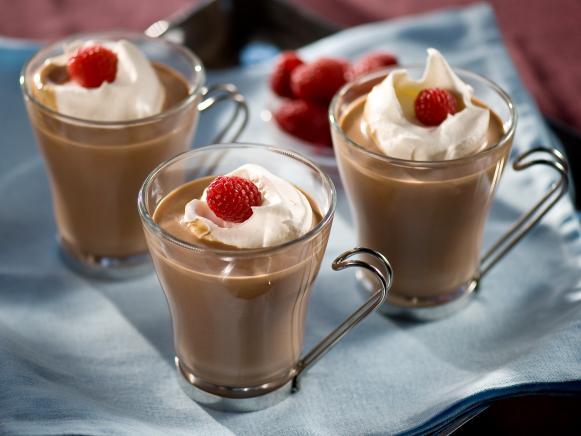 Cocoa Raspberry Heaven Cocktail
