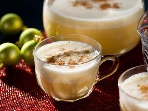 Rosario's Rumpope (Ecuadorian Holiday Eggnog)