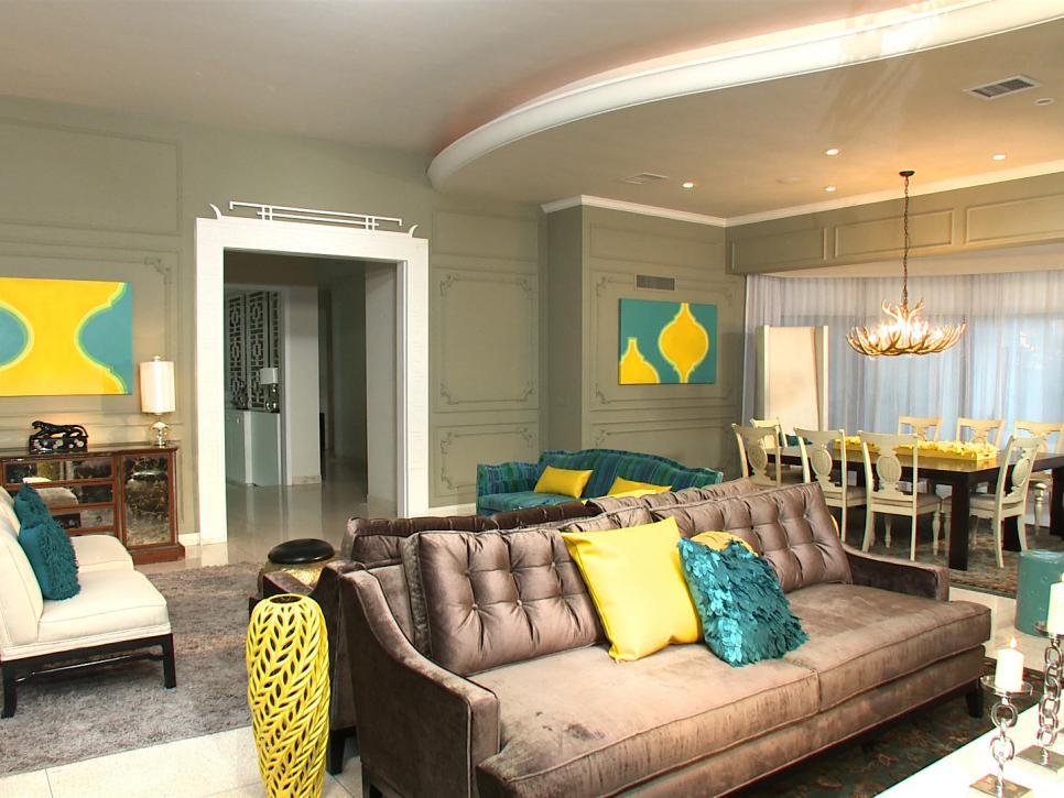 Sizzling makeovers from color splash miami color splash for David bromstad bedroom designs