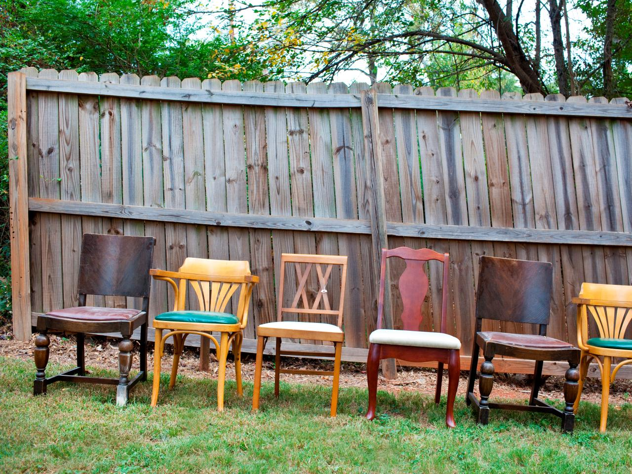 Paint Eclectic Chairs For A Cohesive Look