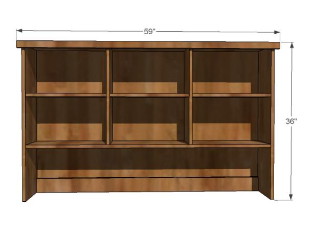 DIY Hutch Dimensions