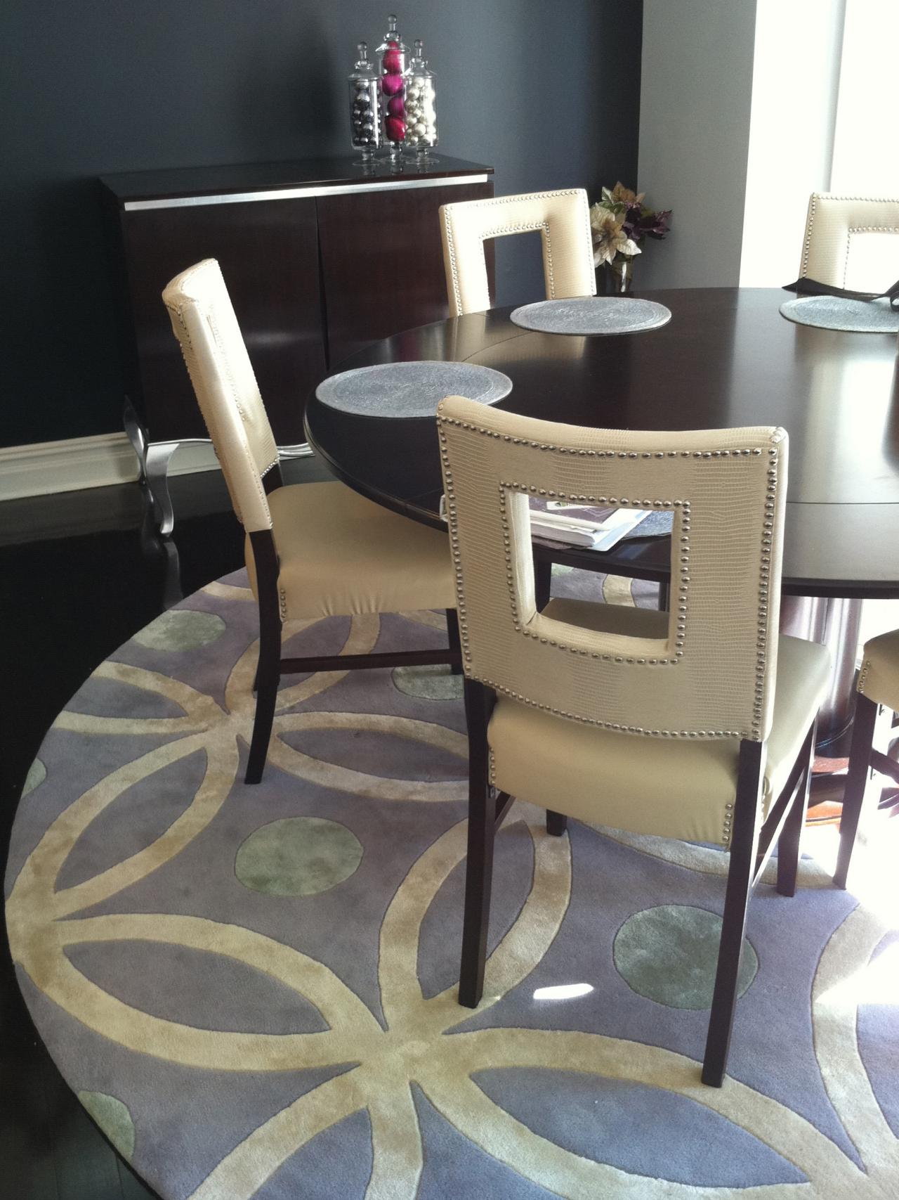 Modern Dining Room Area Rugs stunning round dining room rugs pictures - best image 3d home
