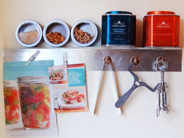Make Ledges, Shelves and Backsplashes