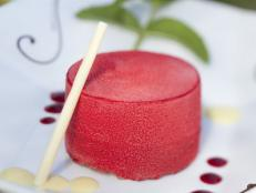 Lychee Cake From Arizona Inn