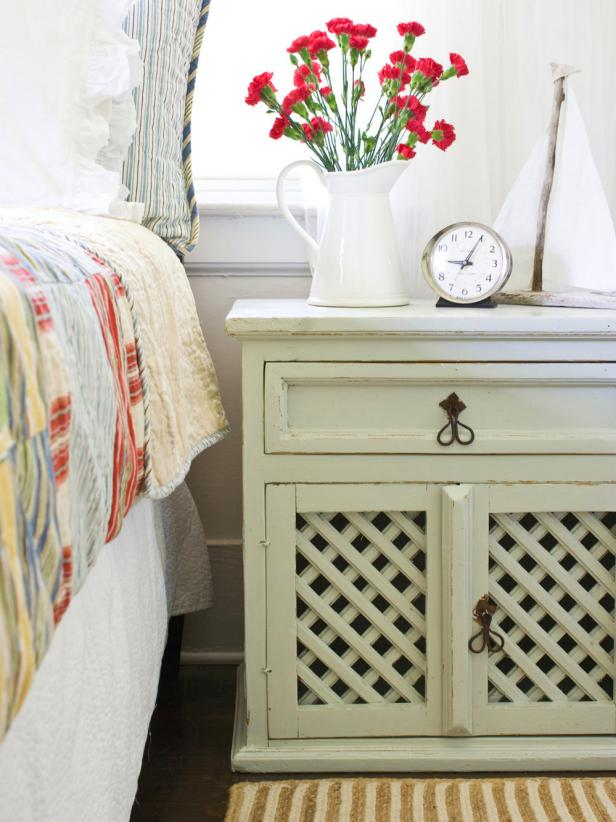 Cottage-Style Nightstands