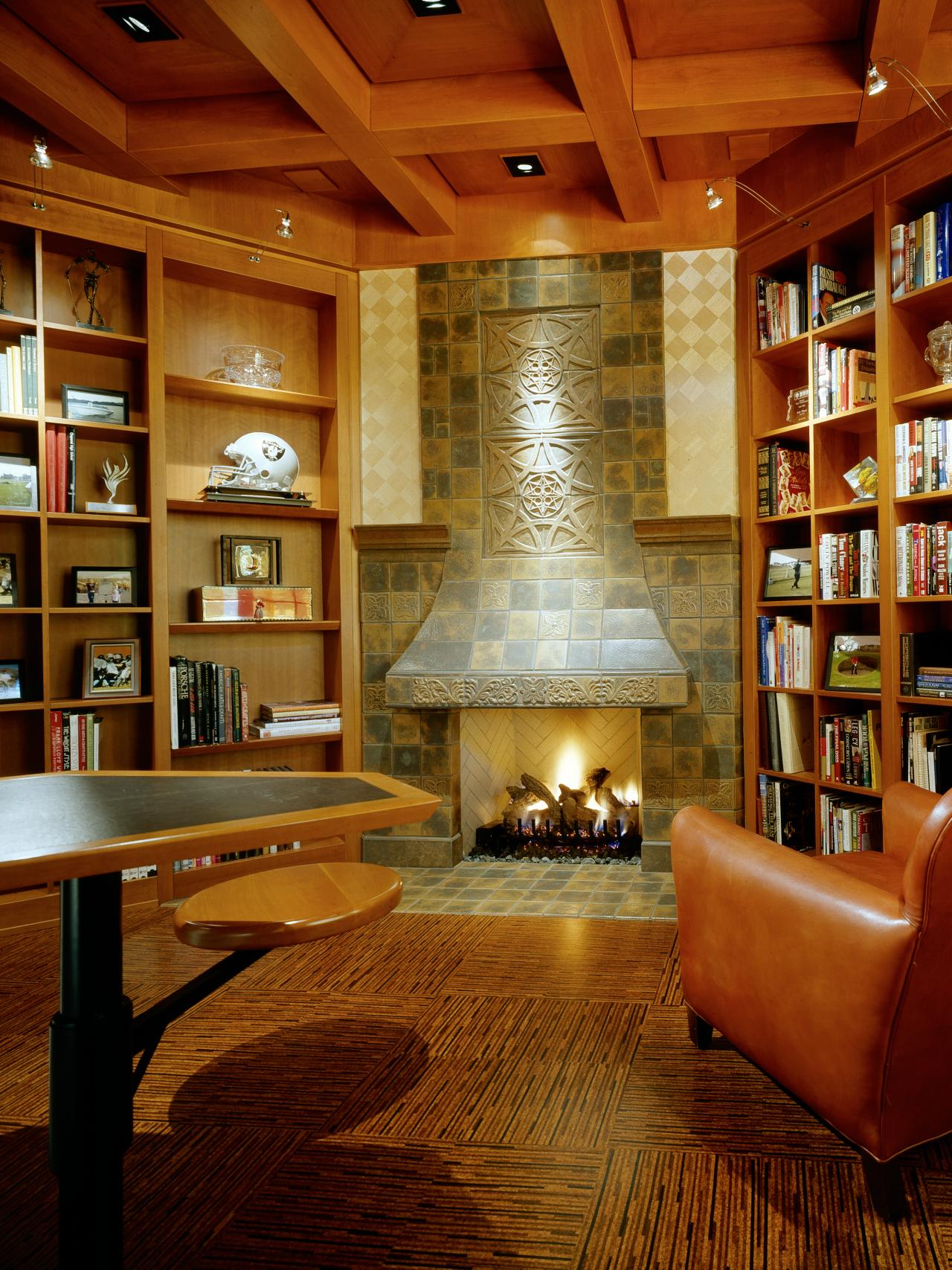 12 Dreamy Home Libraries | Decorating and Design Ideas for Interior