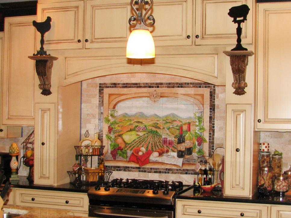 15 kitchen backsplashes for every style hgtv for 11 x 16 kitchen designs