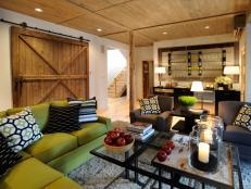 HGTV Dream Home 2011 Contemporary Living Room