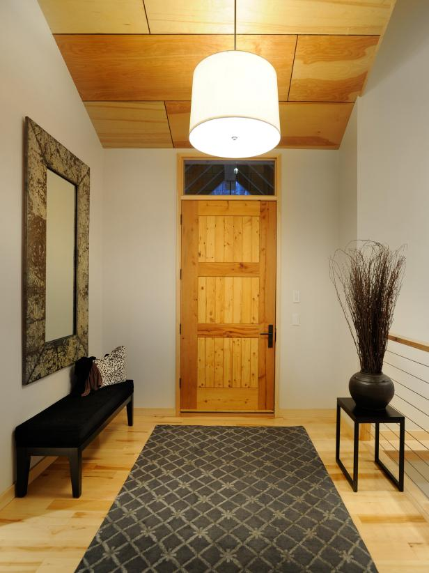 Contemporary Foyer Rugs : Photo page hgtv